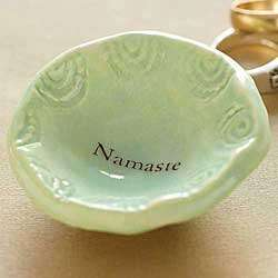Namaste Giving Bowl