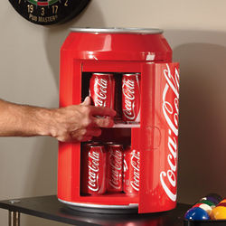 Coca-Cola 10-Liter Cooler and Warmer