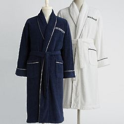 Men's Five Star Terry Robe