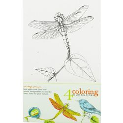 Glob Eco-Friendly Coloring Art Kit