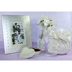 Wedding Pen and Photo Frame Gift Set