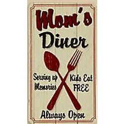 Personalized Country Kitchen Metal Sign