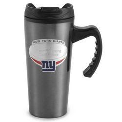 New York Giants Gunmetal Travel Mug
