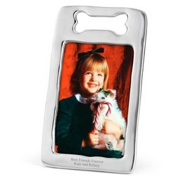 Open Dog Bone 4x6 Picture Frame
