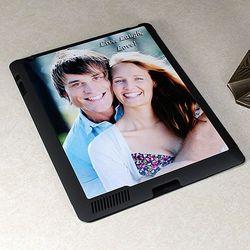 Photo Personalized Folding Rubber iPad Case