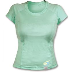 Women's NeoSport Loose Fit Short Sleeve Rashguard