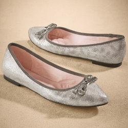 Pointy Toe Ballet Flats