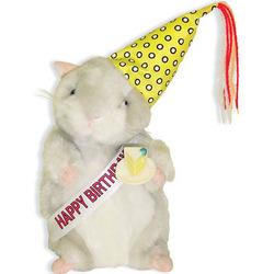 Birthday Boy Dancing Hamster