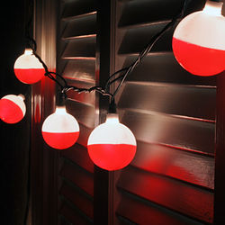 Fishing Bobber Party Lights