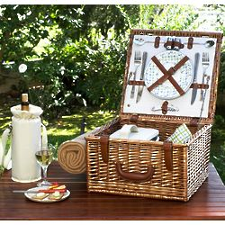 Cheshire Picnic Basket for 2