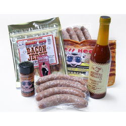 Kiss The Cook BBQ Basket