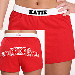 Personalized Athletic Soffe Shorts with Sport and Name