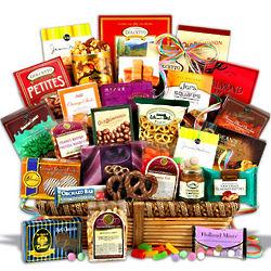 Jumbo Sweets Gift Basket