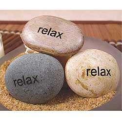 Relax Pocket Stone