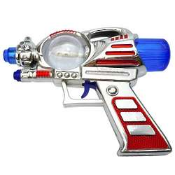 Light Up Toy Space Gun