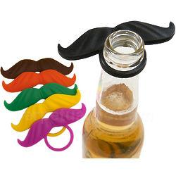 Beer Bottle Marker Mustache