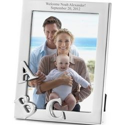 ABC 5x7 Recycled Aluminum Picture Frame