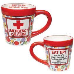 Eat Up Ice Cream Mug