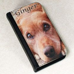 Photo Personalized Bi-fold Case for iPhone