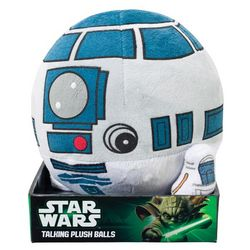 R2D2 Star Wars Plush Ball