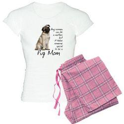 Pug Mom Light Pajamas