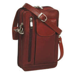 Leather Organizer Bag