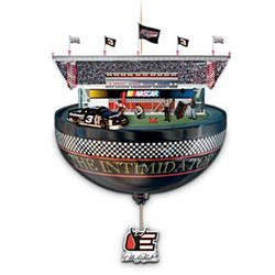 Dale Earnhardt Racecar Christmas Ornament