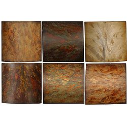 Klum Collage Metal Wall Art Set