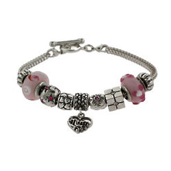 Mother's Theme Oriana Bracelet with 9 Beads