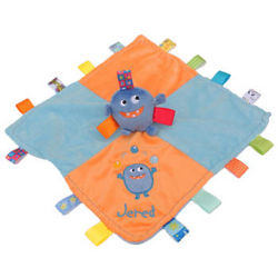 Personalized Max the Monster Blankie