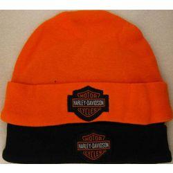 Harley Davidson Newborn Hats