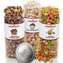 Buffalo Ranch Popcorn Canister