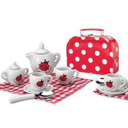 Ladybug Toy Tea Set