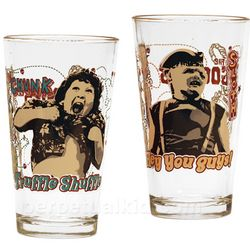 Goonies Pint Glasses