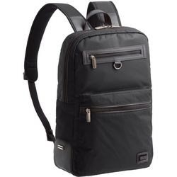 Zag Collection Black Backpack