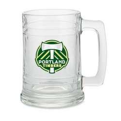 Portland Timbers Beer Mug