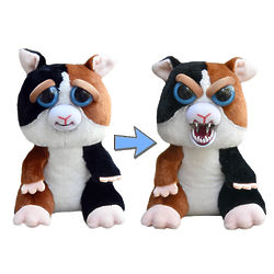 Cuddles Von Rumblestrut Feisty Pet Toy