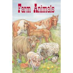 Farm Animals Personalized Book
