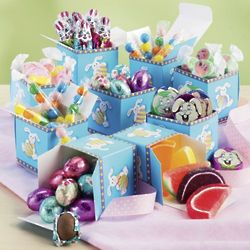 9 Easter Candy Gift Boxes