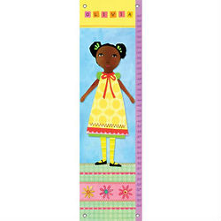 My Doll 1 Children's Growth Chart