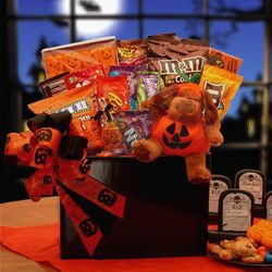 Puppy Prowl Halloween Gift Box
