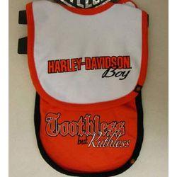 Harley Davidson Boys Bibs