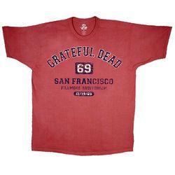 Grateful Dead San Fran '69 Concert T-Shirt