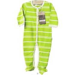 Organic Cotton Infant Romper