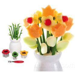 Floral Fruit Arrangement Kit