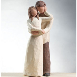 Together Couple Sculpture