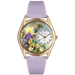 Gold Fairy Watch