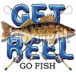 Get Reel-Bass T-Shirt