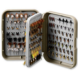 Large PosiGrip Flip Page Fly Box
