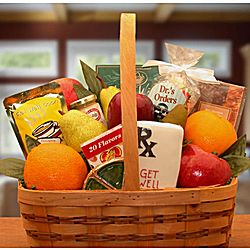 A Rx to Get Well Fruit Basket
